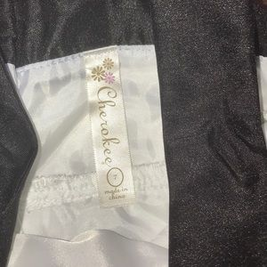 Cherokee Dresses - Girl's Size 7 Cherokee Black and White Dress